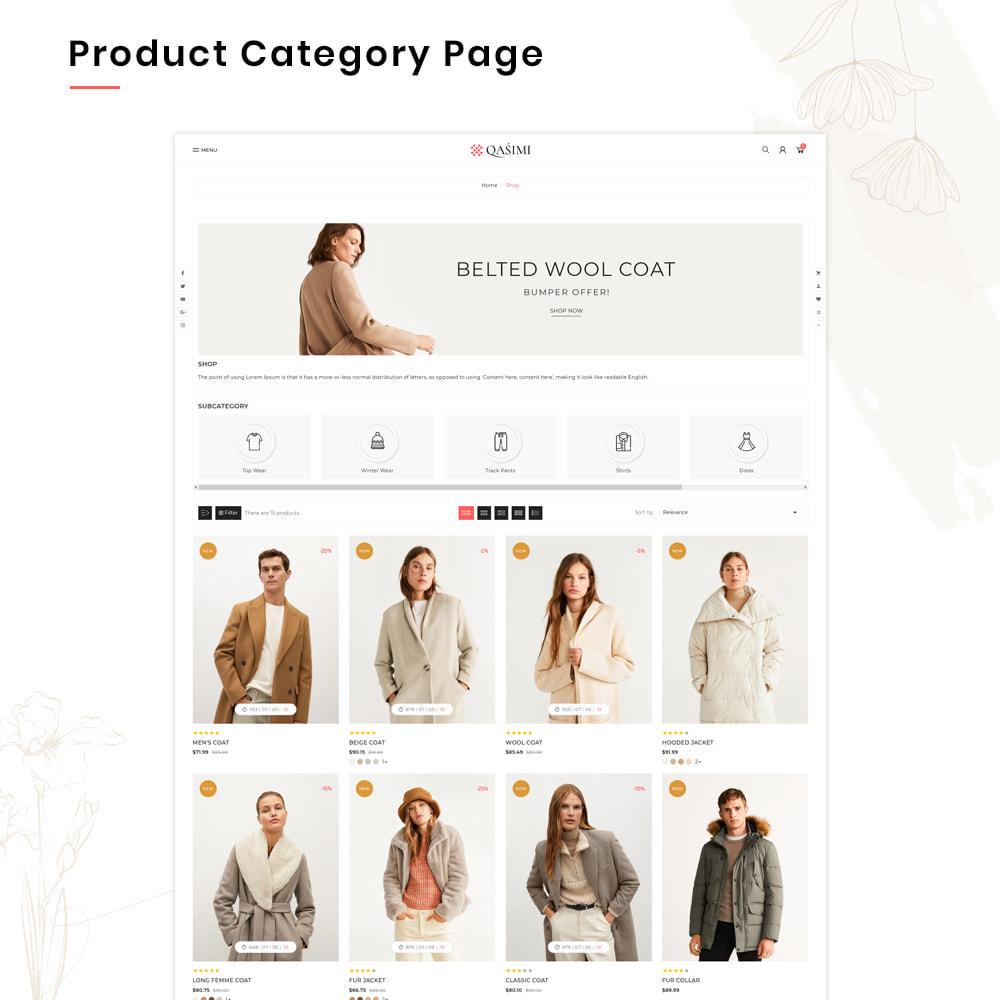 theme - Мода и обувь - QASIMI Mega Fashion–Style Super Store - 3