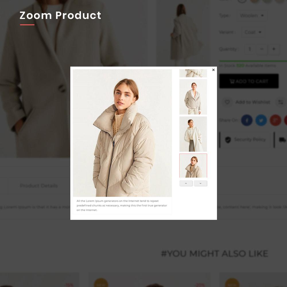 theme - Мода и обувь - QASIMI Mega Fashion–Style Super Store - 8