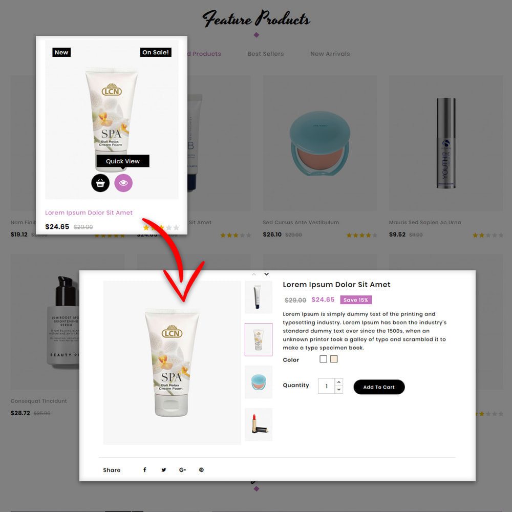 theme - Health & Beauty - Star Cosmetic Shop - 8