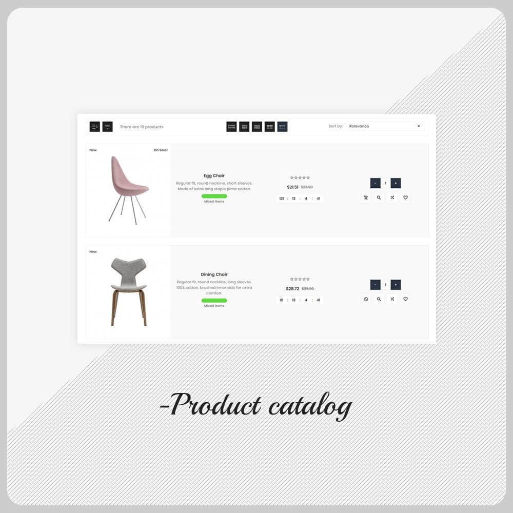 theme - Home & Garden - Luxxu Furni– Furniture Mega Store - 11