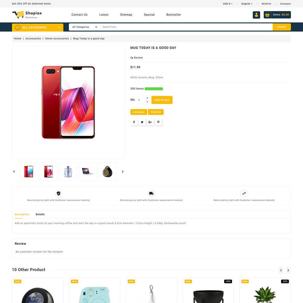 theme - Electronics & Computers - Shopiox - Super Market Multipurpose Store - 3