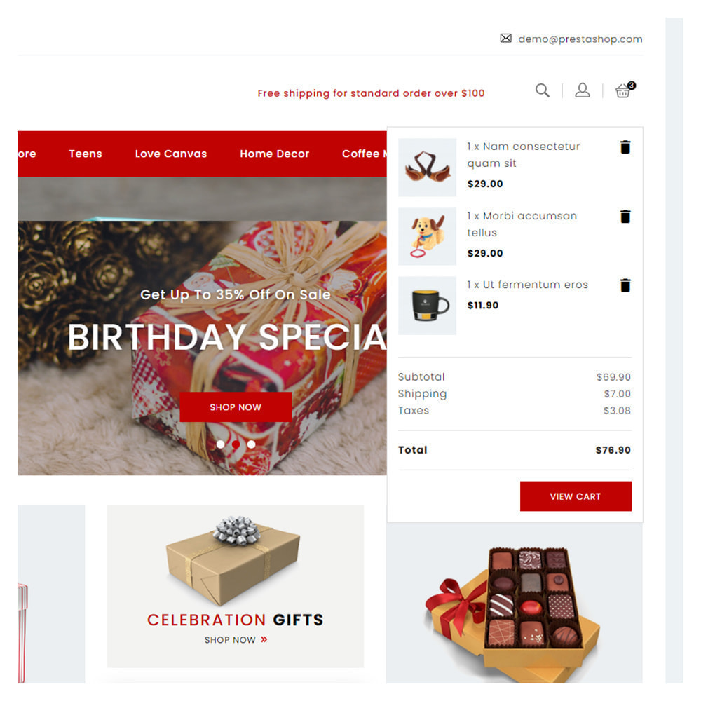 theme - Gifts, Flowers & Celebrations - Gifter Flowers & Celebrations Shop - 6