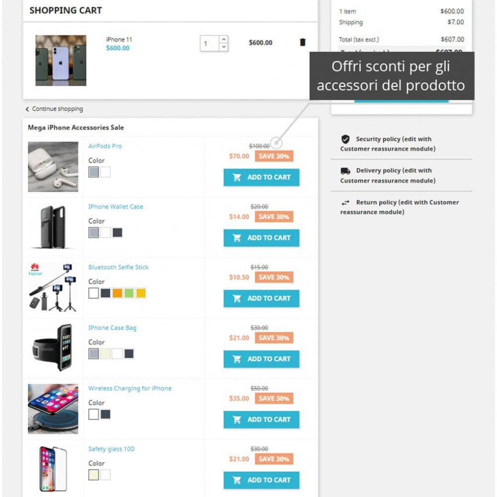 module - Cross-selling & Product Bundle - Cross Selling PRO - 1