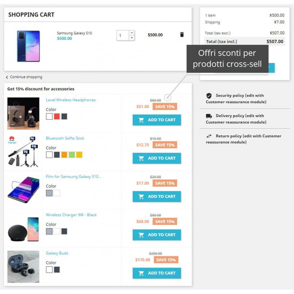 module - Cross-selling & Product Bundle - Cross Selling PRO - 2