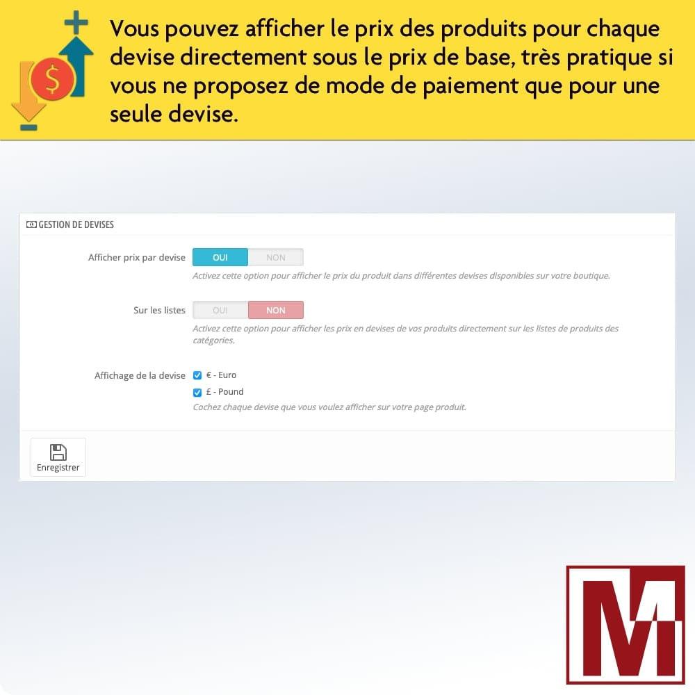 module - Gestion des Prix - Afficher les prix dynamiques par quantité et plus - 3