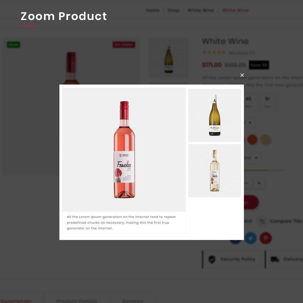 theme - Drank & Tabak - Winery Mega France–Wine  Alcohol–Drink Super Store - 9