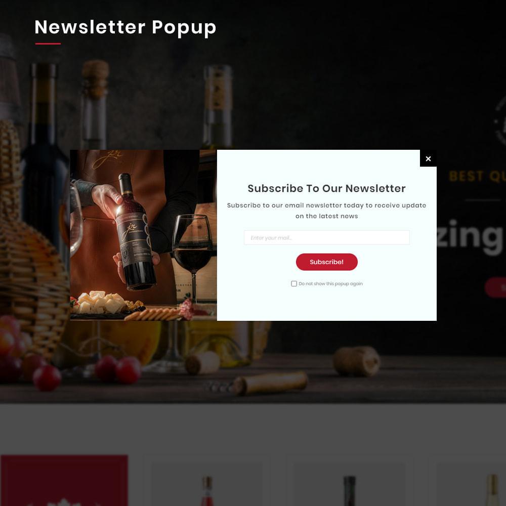theme - Napoje & Wyroby tytoniowe - Winery Mega France–Wine  Alcohol–Drink Super Store - 10