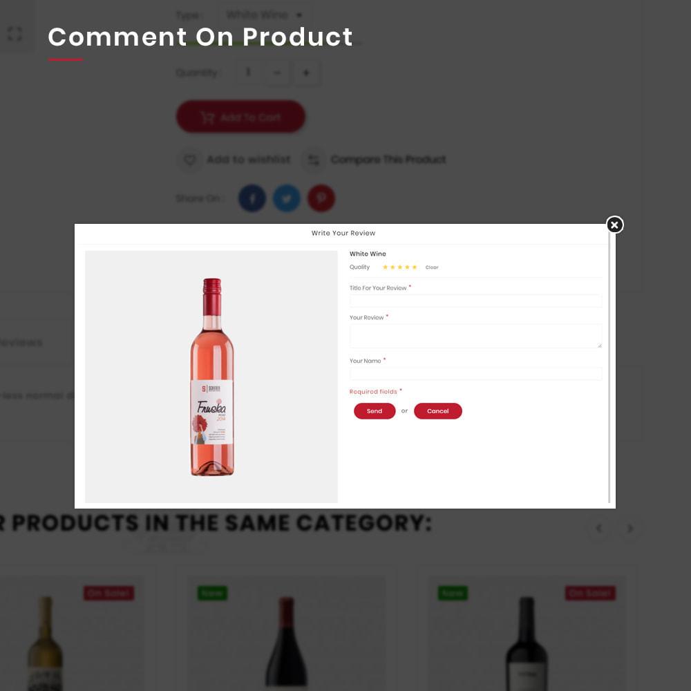 theme - Drank & Tabak - Winery Mega France–Wine  Alcohol–Drink Super Store - 12