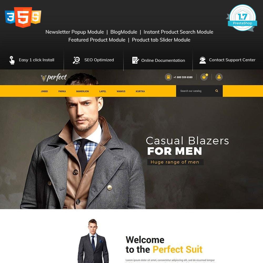 theme - Mode & Chaussures - Perfect Suit - Fashion Designer Blazer Store - 1