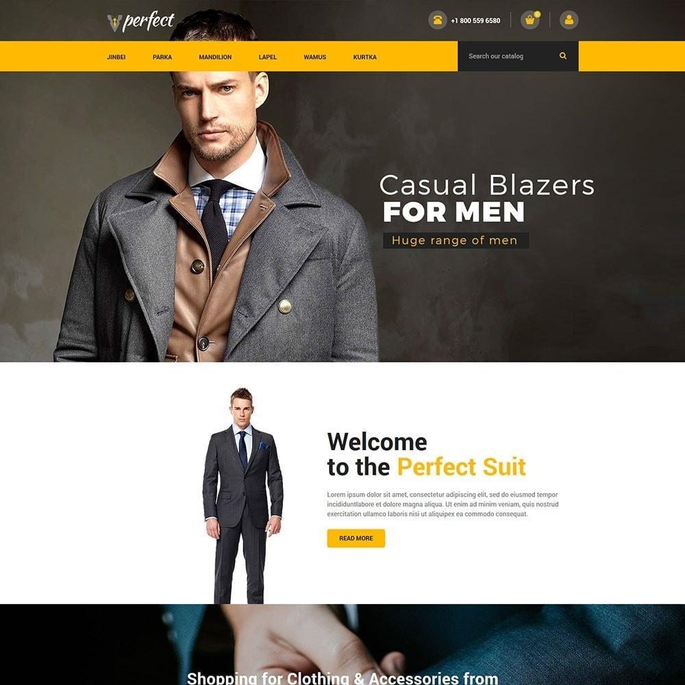 theme - Mode & Chaussures - Perfect Suit - Fashion Designer Blazer Store - 2
