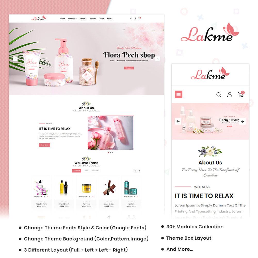 theme - Health & Beauty - Lekme Cosmetic Mega Mall - 1