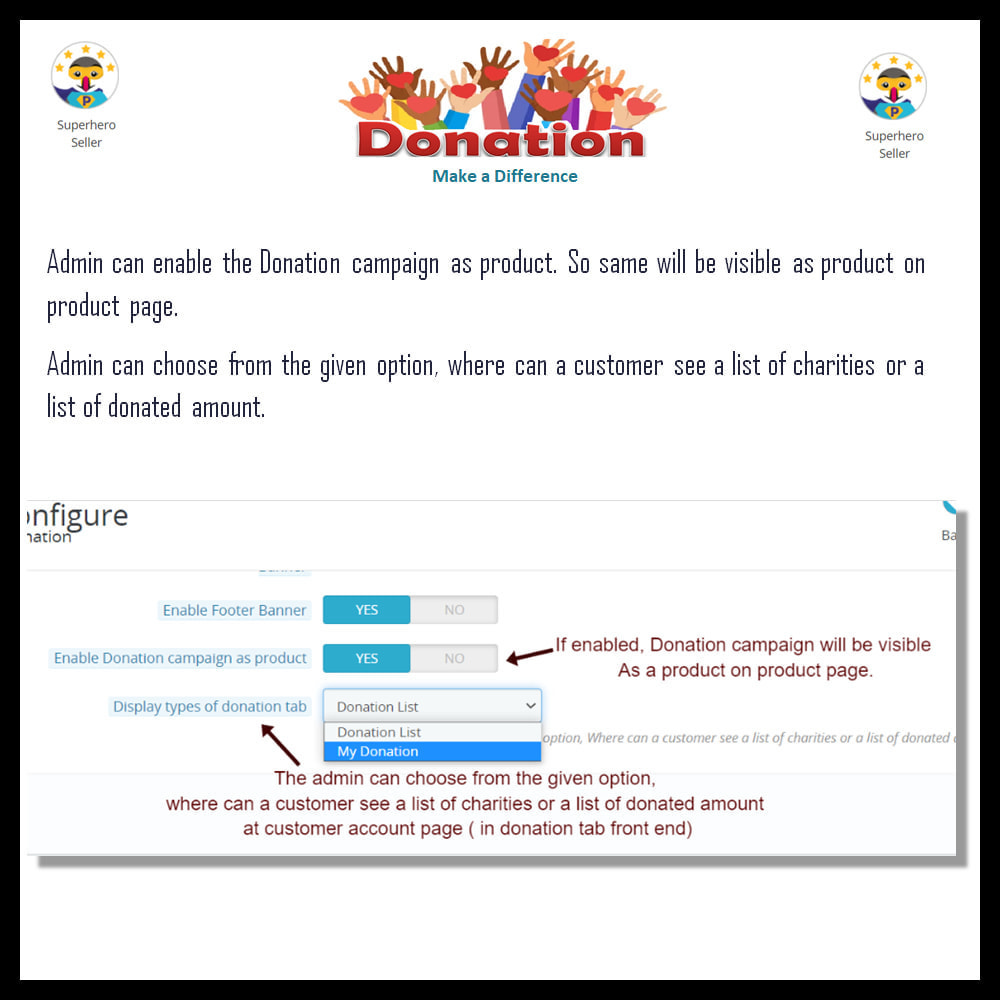 module - Andere betaalmethodes - Donation - 14