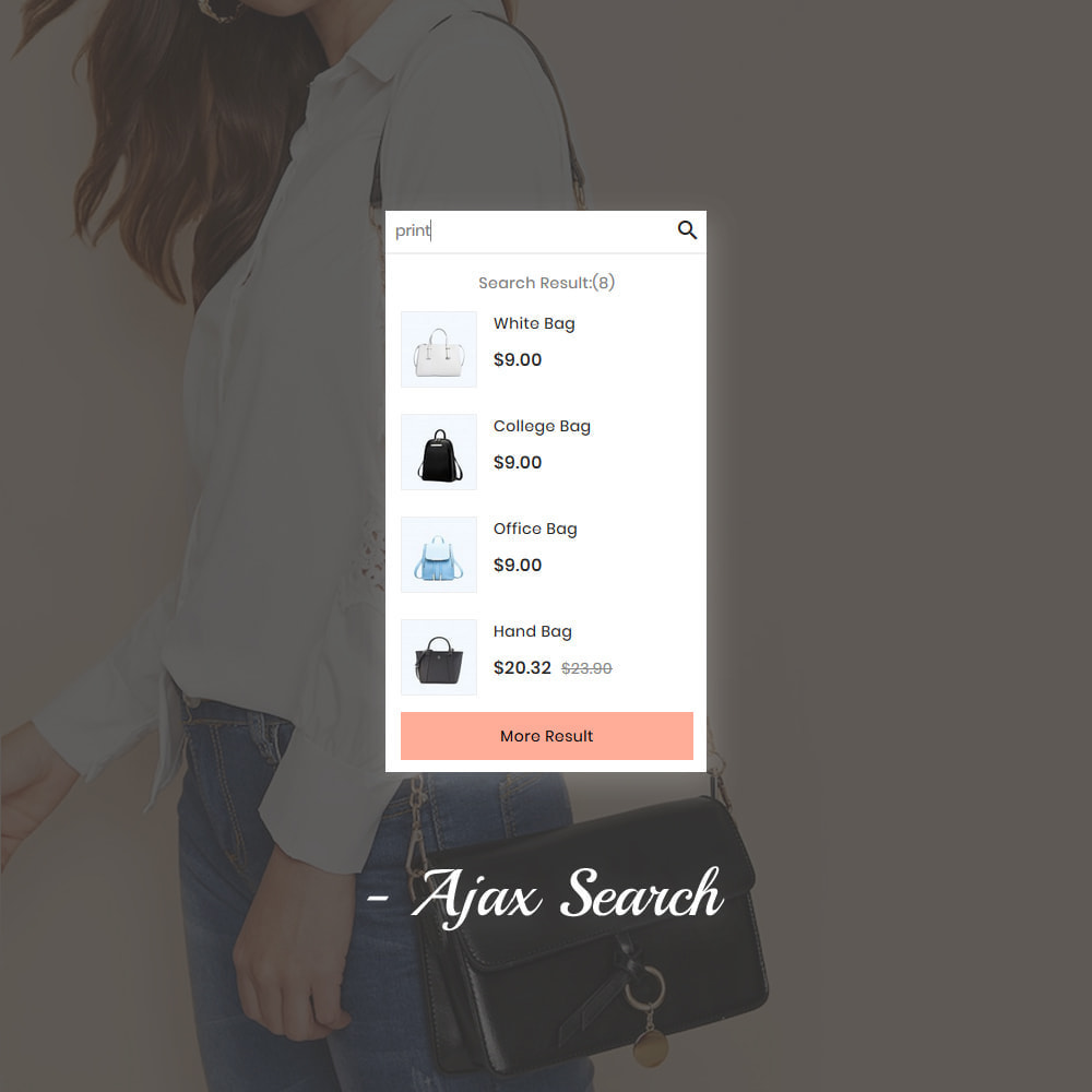 theme - Mode & Chaussures - Zebra Fashion Store - 7