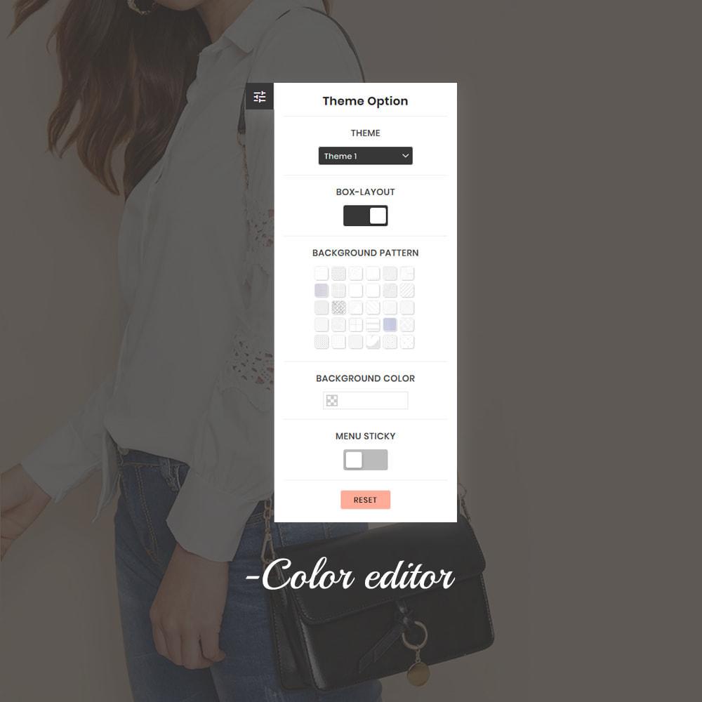 theme - Mode & Chaussures - Zebra Fashion Store - 12