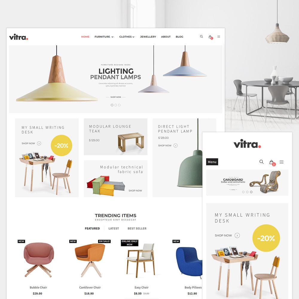 theme - Maison & Jardin - Vitra The Morden Furniture Store - 1