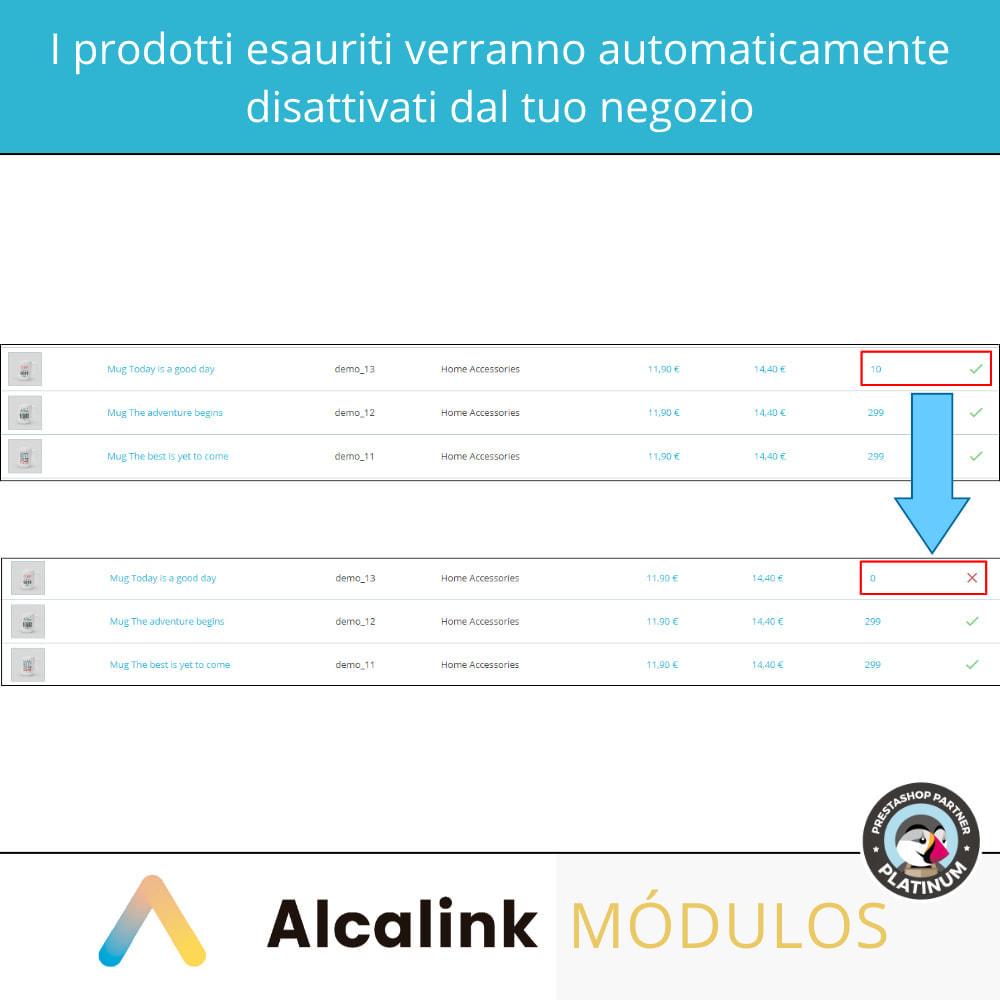 module - Gestione Scorte & Fornitori - Attiva/disattiva i prodotti senza stock o immagine - 3