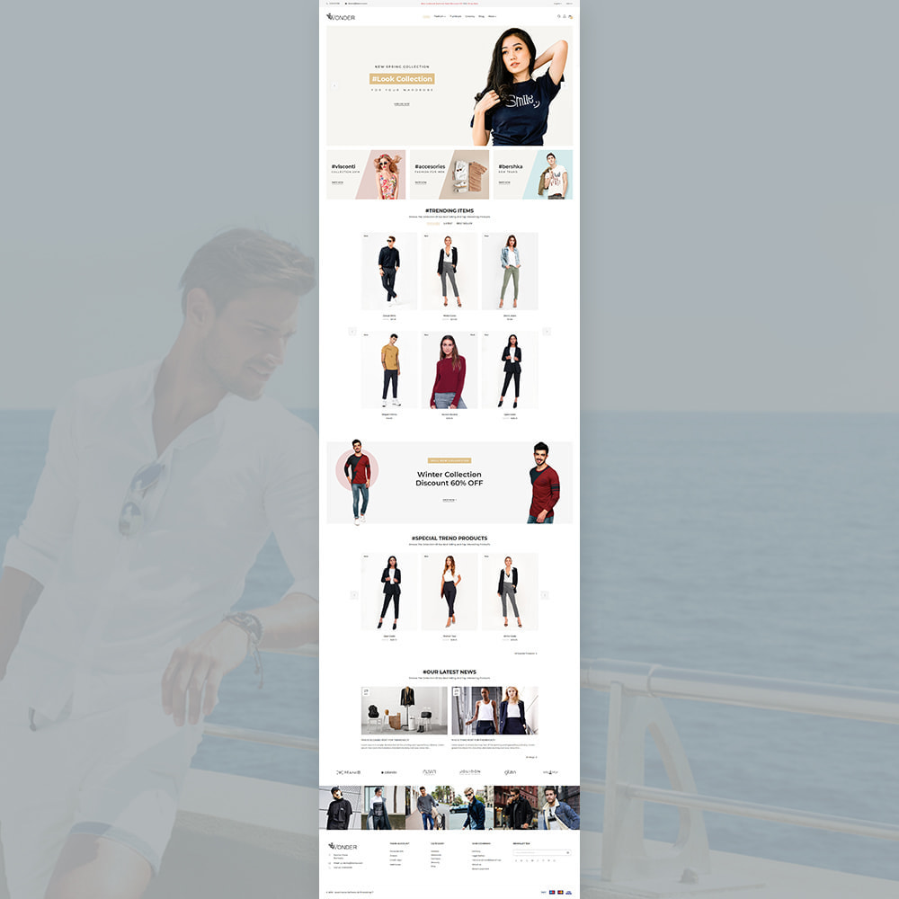 theme - Mode & Chaussures - Onder Stylish Fashion Store - 2