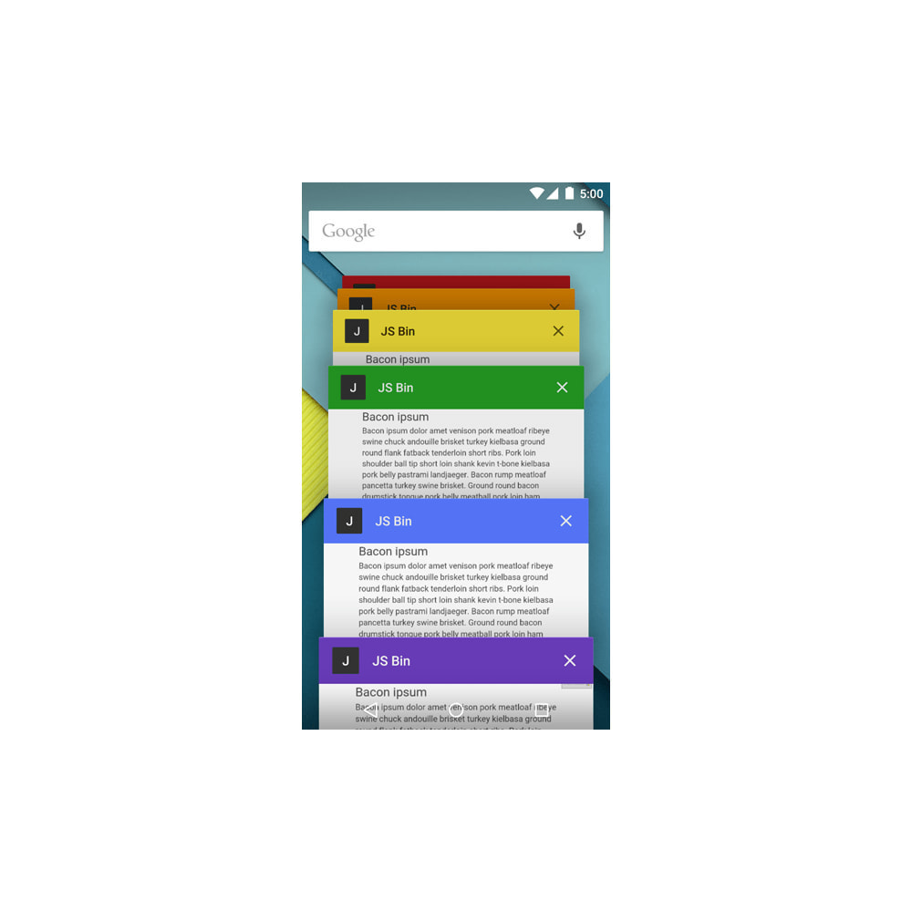 module - Page Customization - Mobile Browser Theme - 3