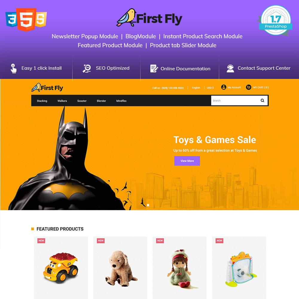 theme - Zwierzęta - First Fly Pet - sklep z karmą dla zwierząt - 2