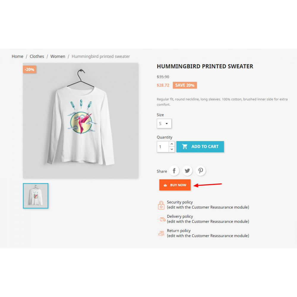 module - Registration & Ordering Process - Display Add To Cart Button In Product List - 3