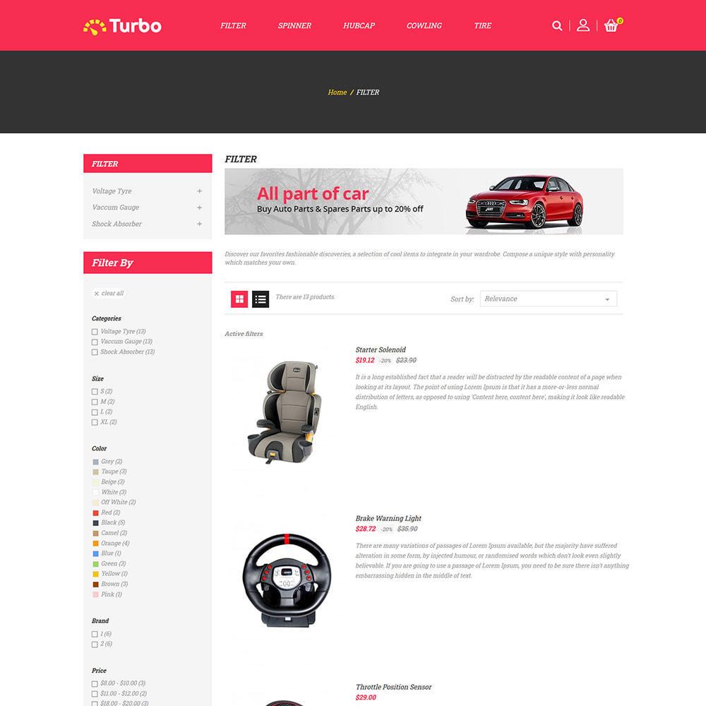 theme - Coches y Motos - Repuestos de motores - Tienda de herramientas para - 5
