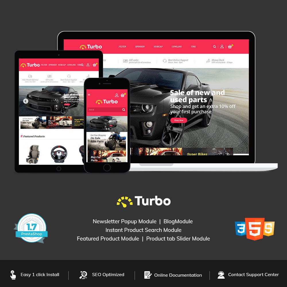 theme - Auto & Moto - Ricambi per motori - Negozio di attrezzi per auto - 2