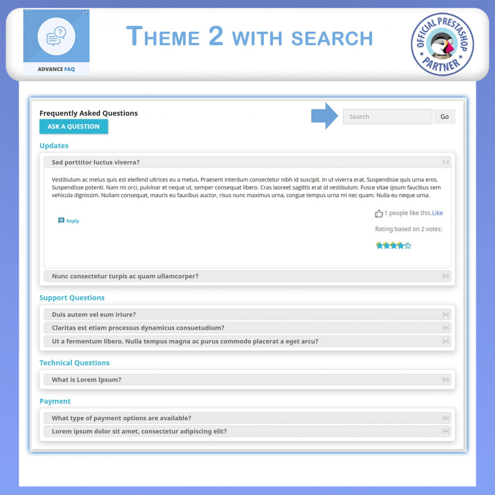 module - FAQ (Frequently Asked Questions) - Frequently Asked Questions - FAQ Advance - 6
