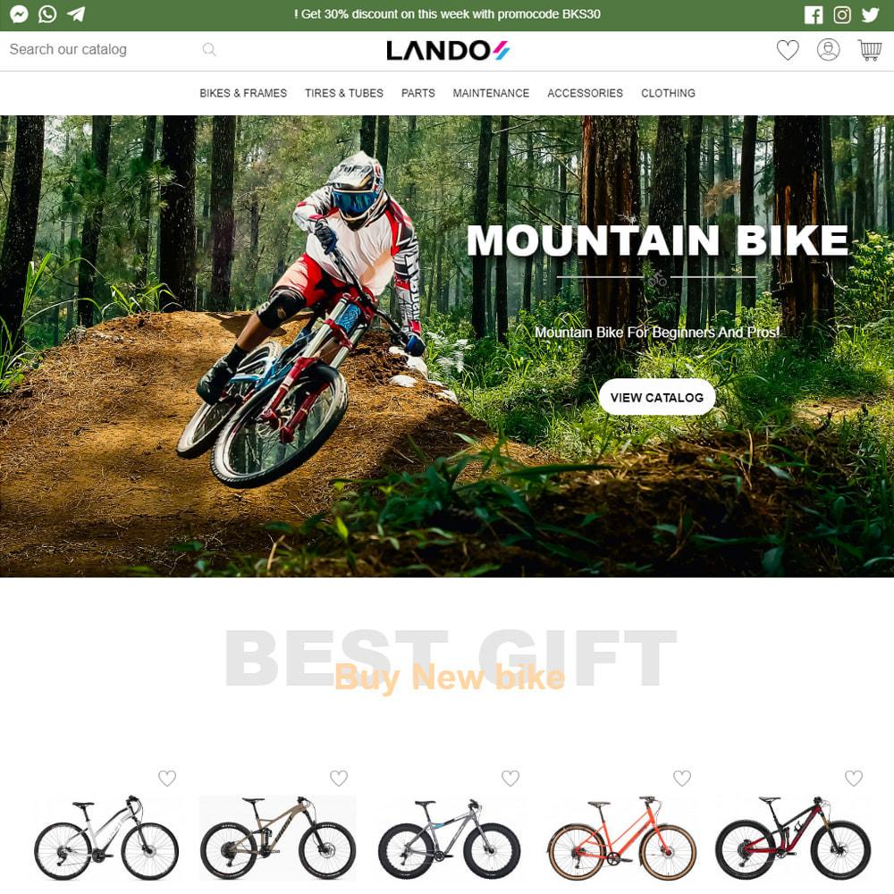 theme - Fashion & Shoes - Lando - Modern Multipurpose Online Store - 5