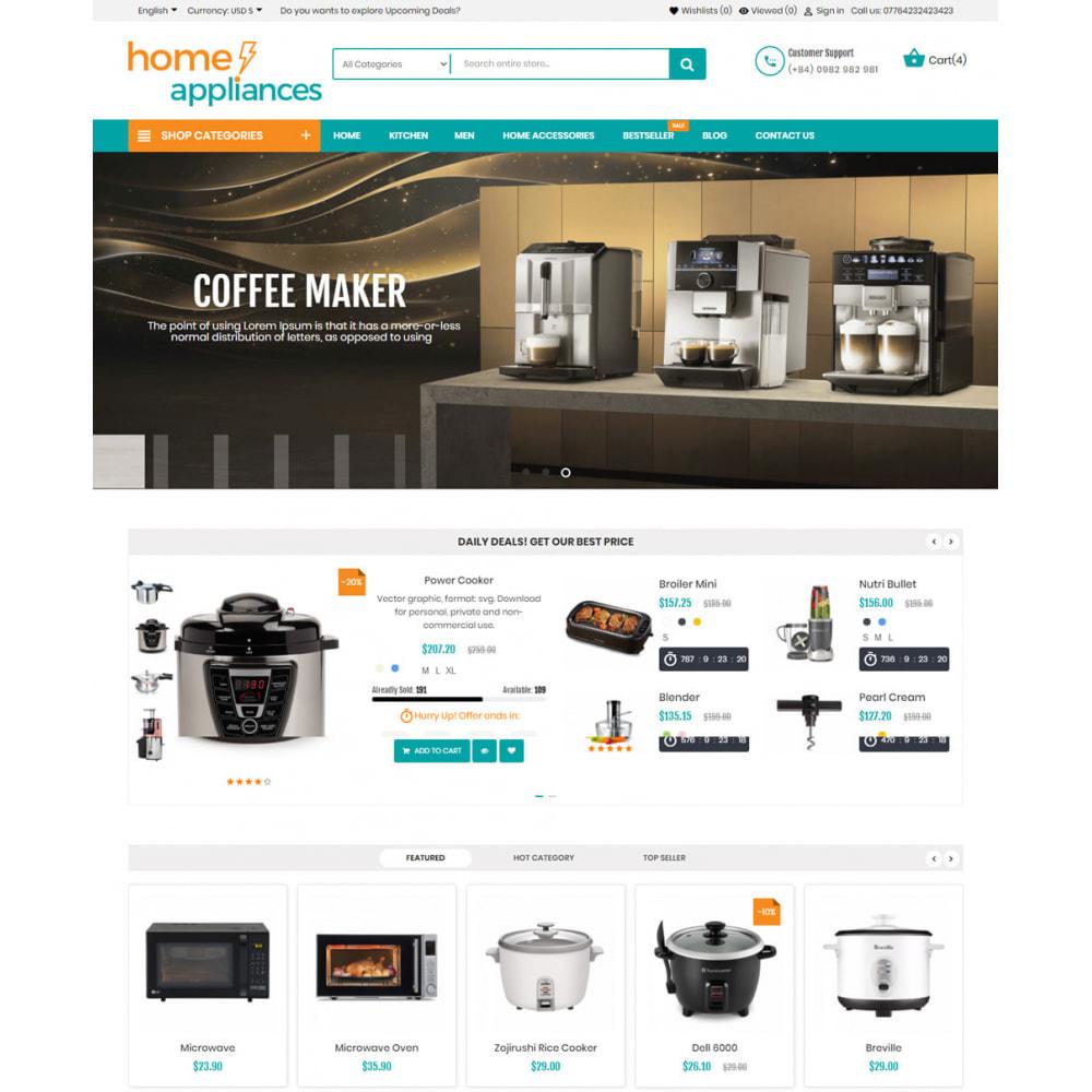 theme - Home & Garden - Home Appliances - 2