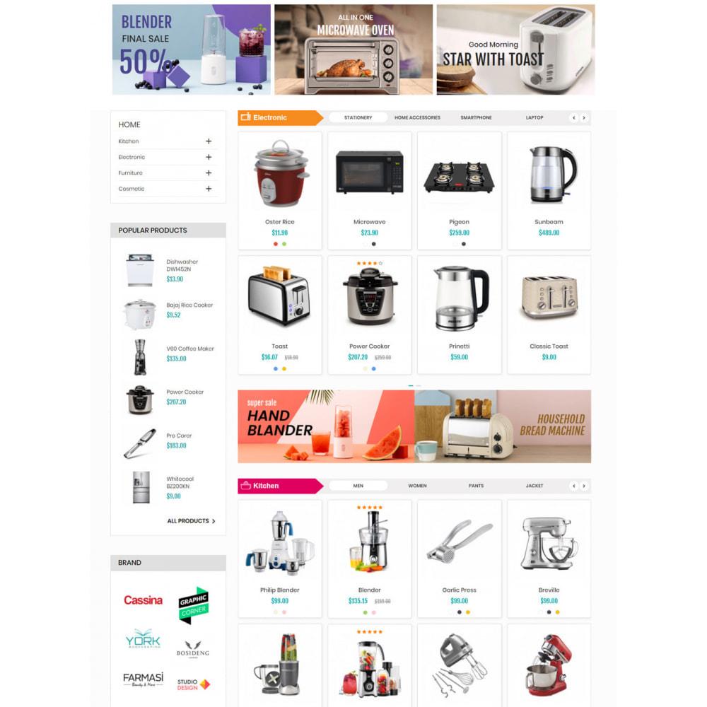 theme - Home & Garden - Home Appliances - 3