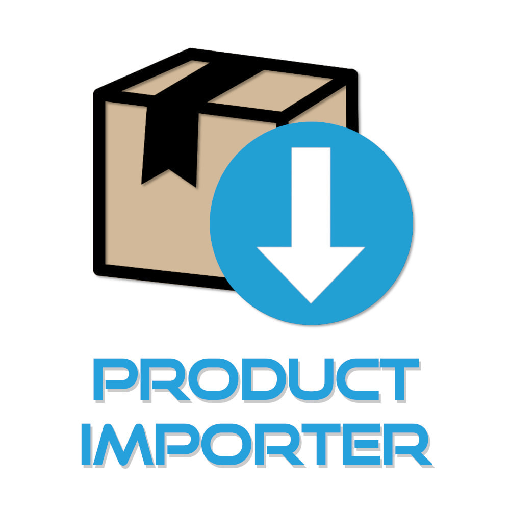 module - Data Import & Export - Product Importer - 1