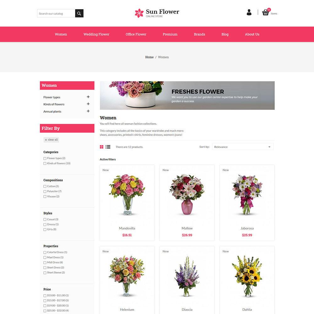 theme - Cadeaux, Fleurs et Fêtes - Cadeau de fleur - Magasin de chocolat de célébration - 4
