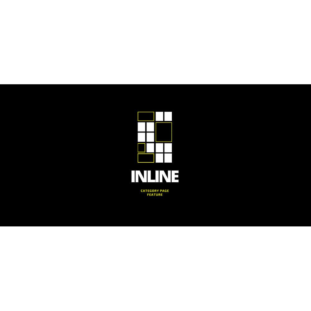 module - Informação Adicional & Aba de Produto - INLINE : featured images immersed in products list - 1