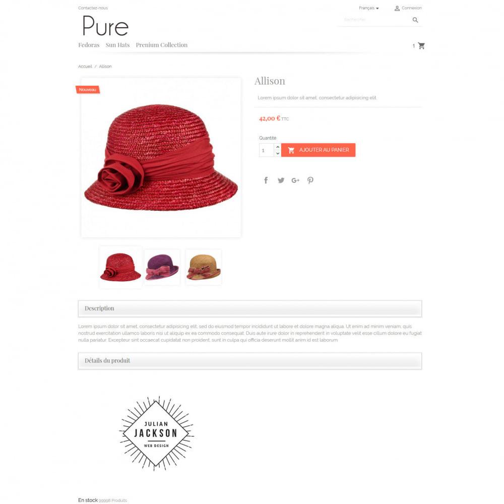 theme - Moda y Calzado - Pure - 4