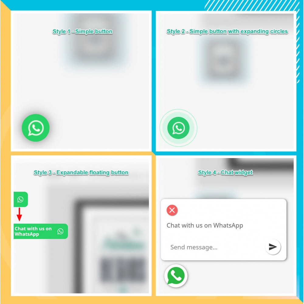 module - Suporte & Chat on-line - Integração com WhatsApp PRO - Pedido, Chat, Agentes - 15