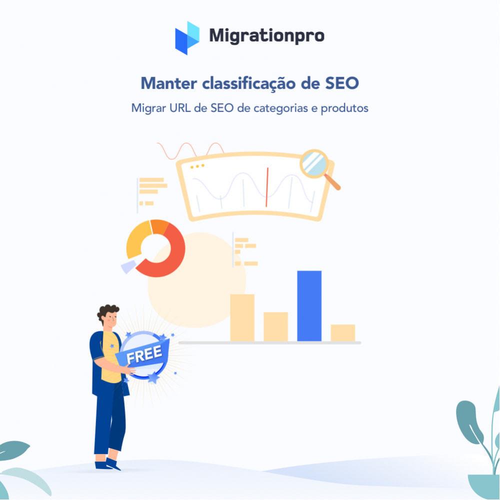 module - Migração de Dados & Registro - Ferramenta de Migração de VirtueMart para PrestaShop - 3