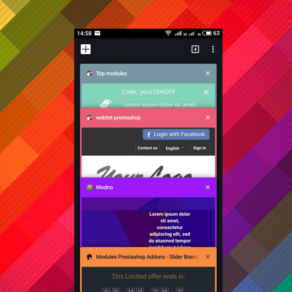 module - Mobile - Mobile Browser Theme Tab Color - 4