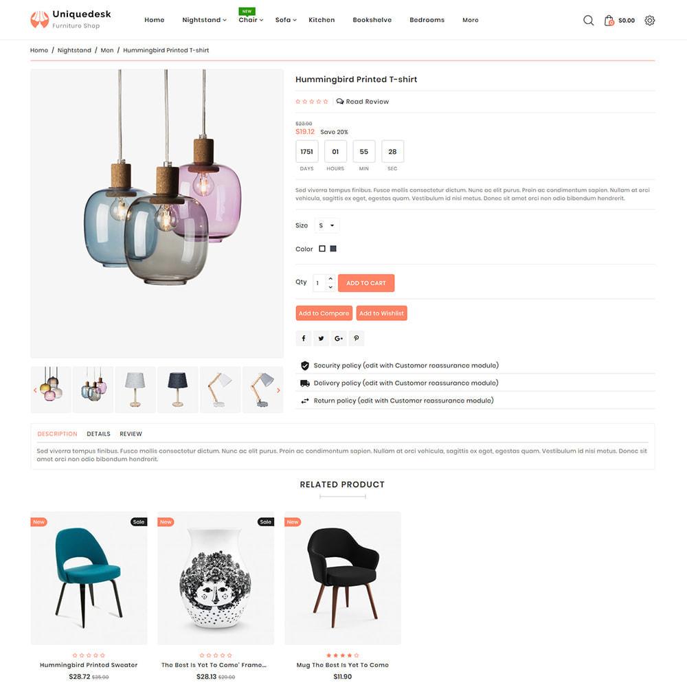 theme - Casa & Jardins - Uniquedesk - Modern Furniture Store - 5