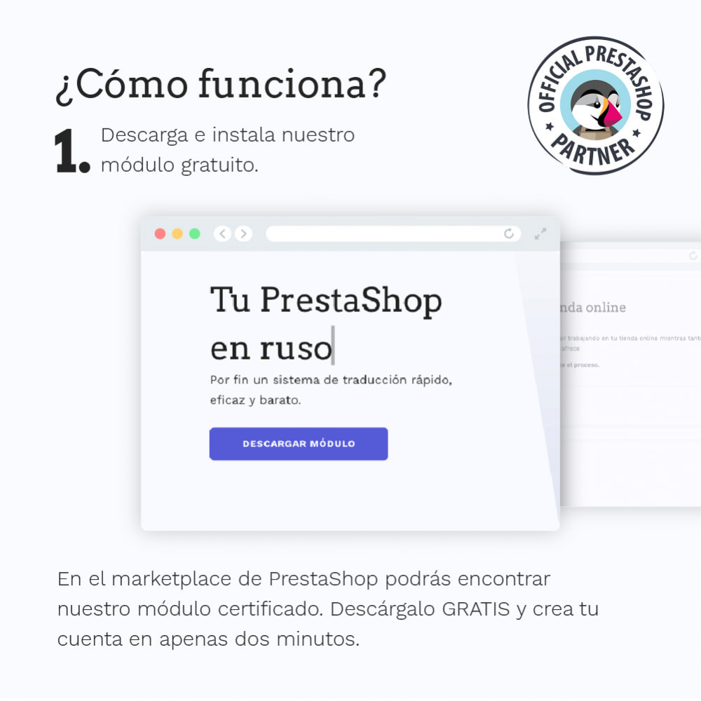 module - Internacionalización y Localización - Glotio - Traduce tu PrestaShop a más de 50 idiomas - 4