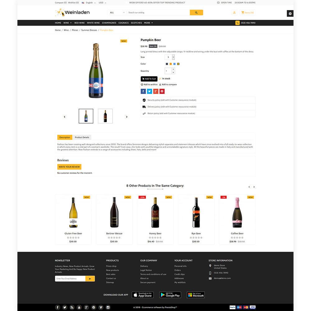 theme - Napoje & Wyroby tytoniowe - Weinladen - The Wine International Shop - 5