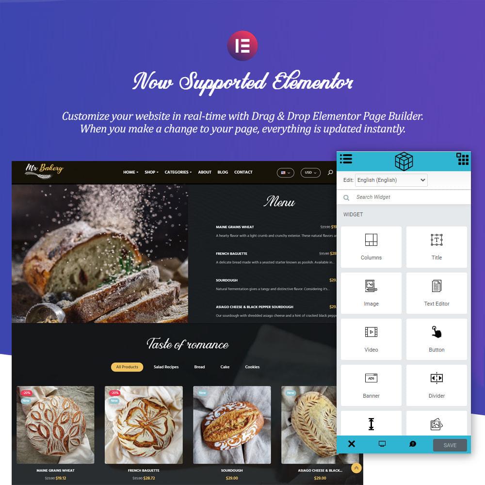 theme - Cibo & Ristorazione - Bakeyri - Bread & Food Restaurant Store - 2