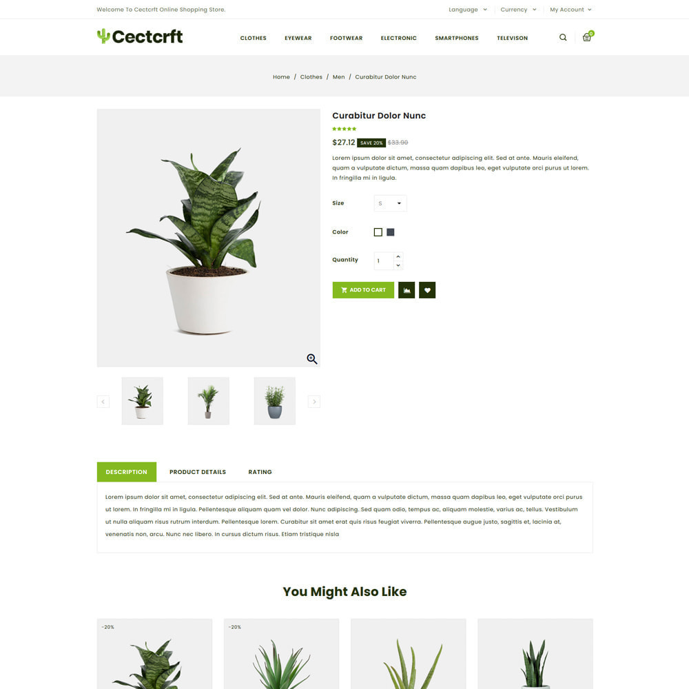 theme - Casa & Jardins - Cectcrft - Garden and Plants Store - 4