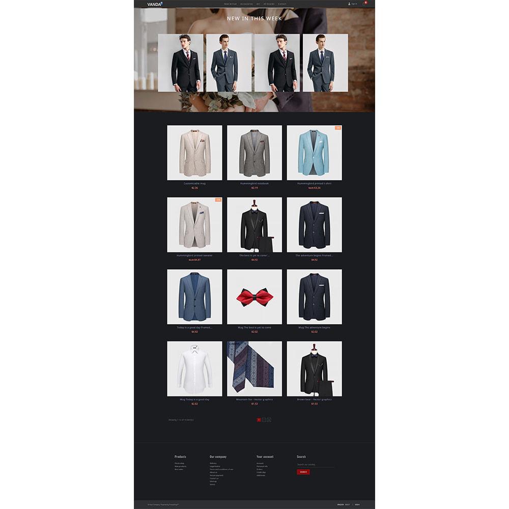 theme - Fashion & Shoes - Vanda Suit Shop - 4