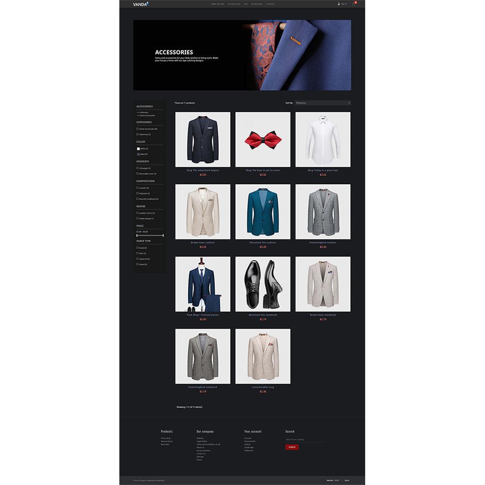 theme - Fashion & Shoes - Vanda Suit Shop - 6