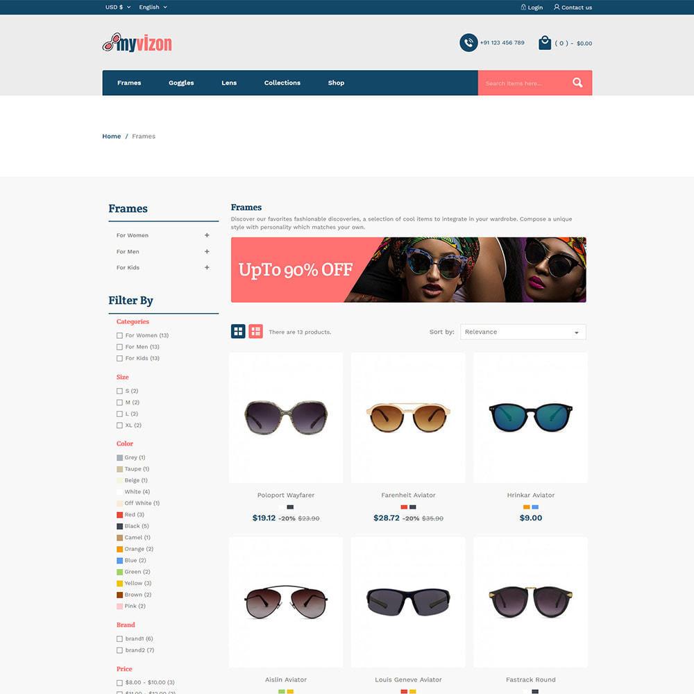 theme - Biżuteria & Akcesoria - Myvizion Eyecare - Sklep z soczewkami okularów - 4