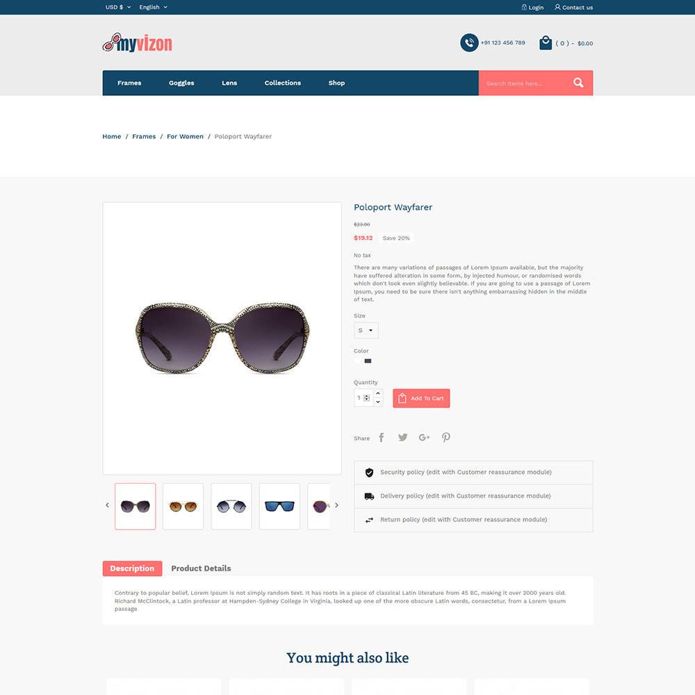 theme - Bellezza & Gioielli - Myvizion Eyecare - Negozio di lenti per occhiali - 6