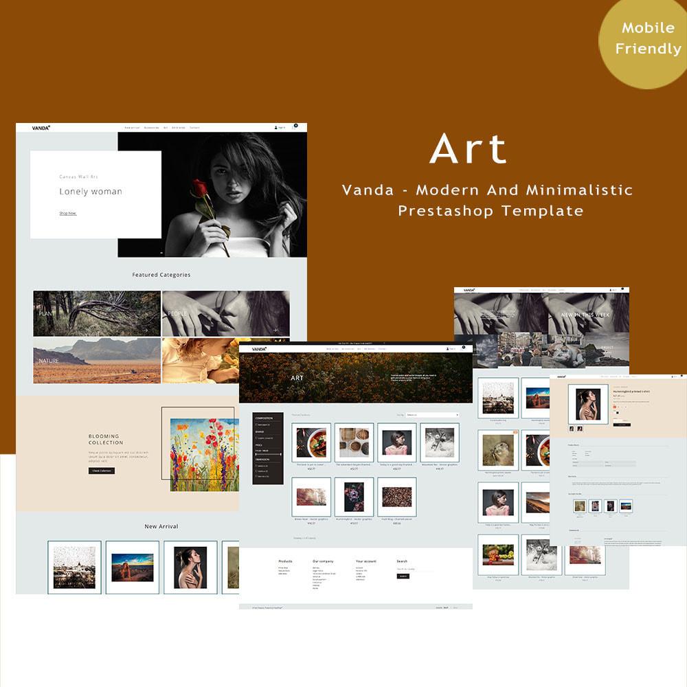 theme - Kunst & Kultur - Vanda Art Shop - 1