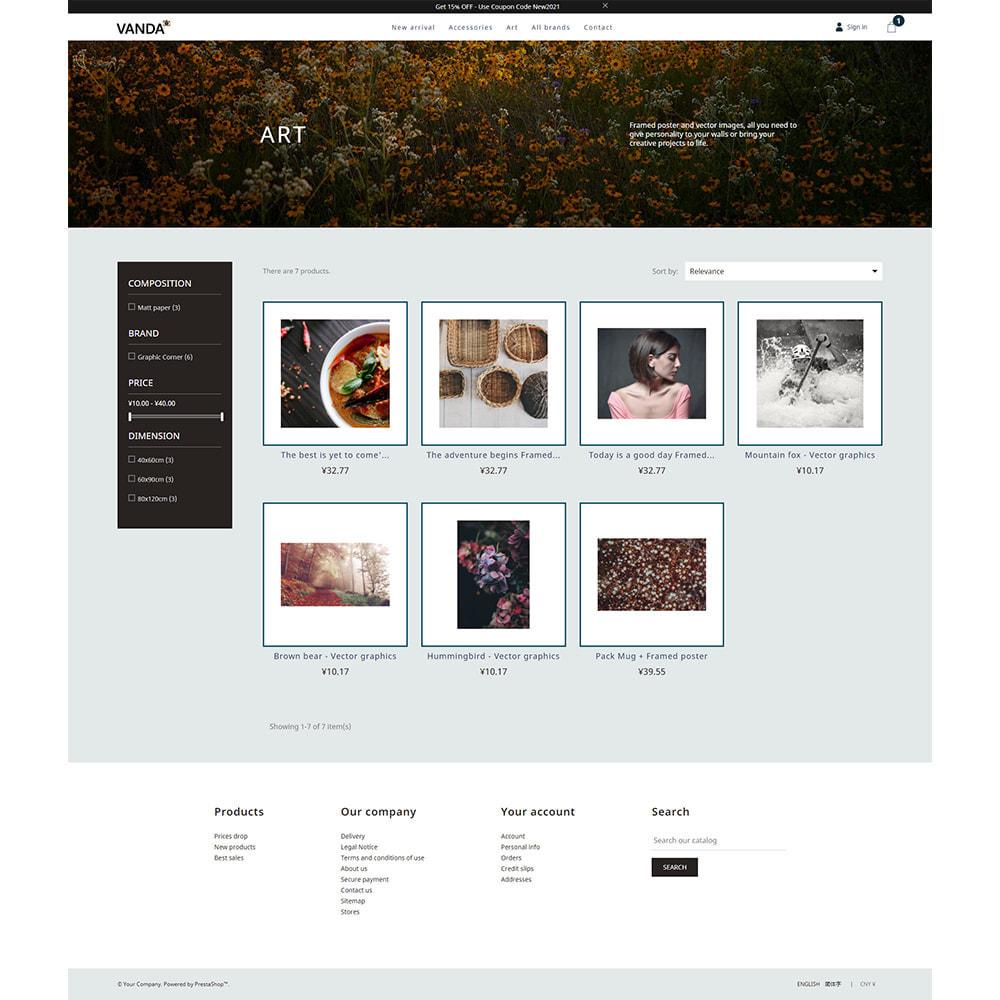 theme - Kunst & Kultur - Vanda Art Shop - 7