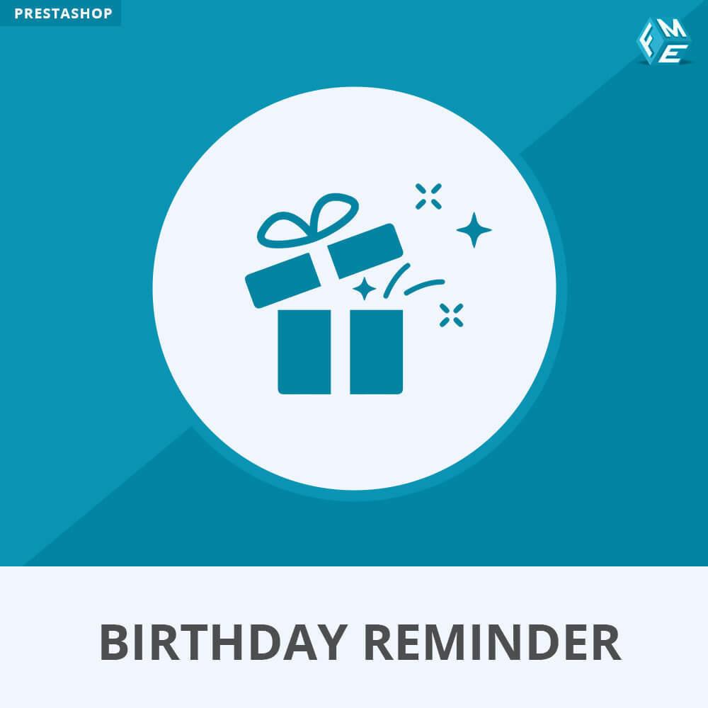 module - Remarketing y Carritos abandonados - Birthday Reminder - 1