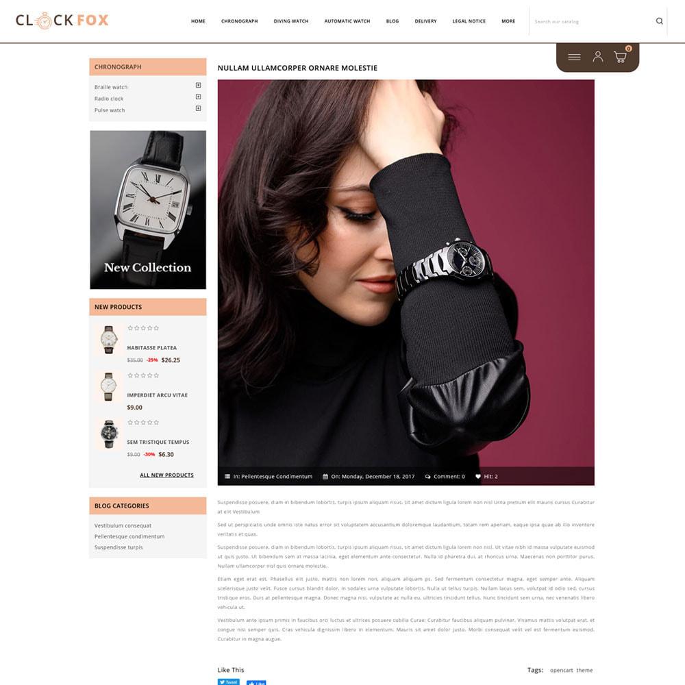 theme - Jewelry & Accessories - Clockfox - Watch Store - 7